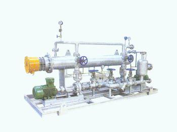 单体防爆电加热油炉