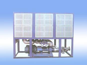 双泵电加热油炉
