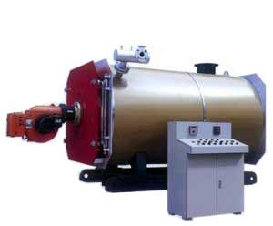 为什么我们会选择燃气导热油锅炉?